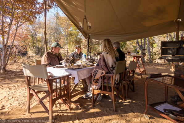 The C& offers four vintage style safari tents with either twin or double bed arrangement. Each tent has its own en-suite shower with loo bush shower (hot ... & Discover Hwange: Safari Lodges